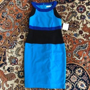 NWT Calvin Klein Color Black Dress Size 4